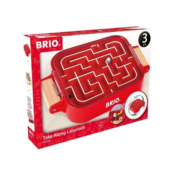 Brio Mitnehm-Labyrinth